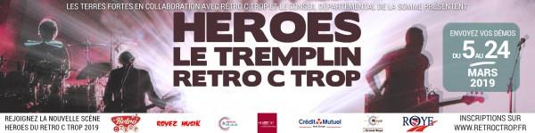 Tremplin Heroes Retro C trop 2019