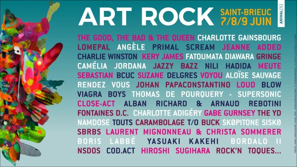 Festival, Art Rock