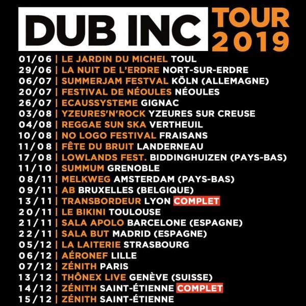 dub ijc tour 2019