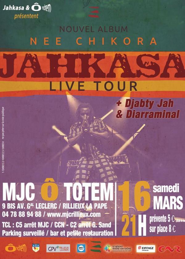 Jahkasa - Release Party