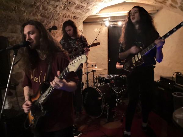 el moono, la cantine de belleville, concert, 2019