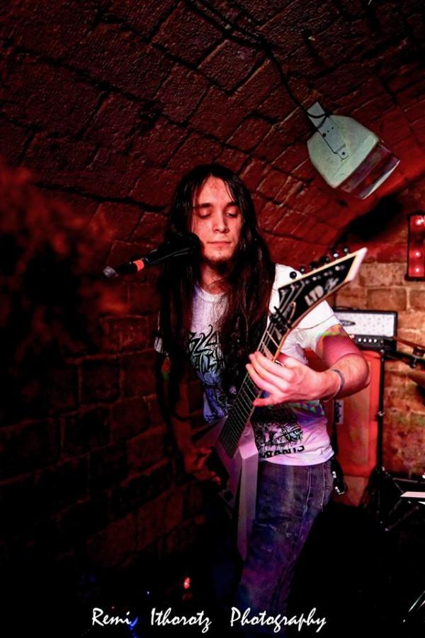 bloody alchemy, death thrash metal, concert; 2019, au klub