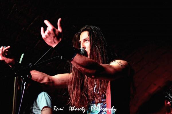 bloody alchemy, death thrash metal, concert, le klub, 2019