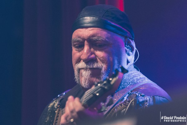 Randy George, Basse, Neal Morse Band, Alhambra