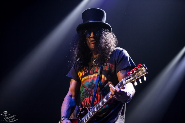 Slash live @Toulouse 01