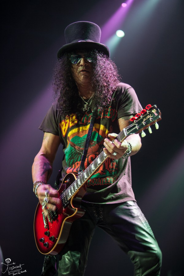 Slash Live @Toulouse 02