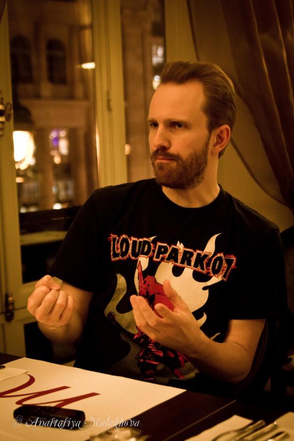 Christofer Johnsson