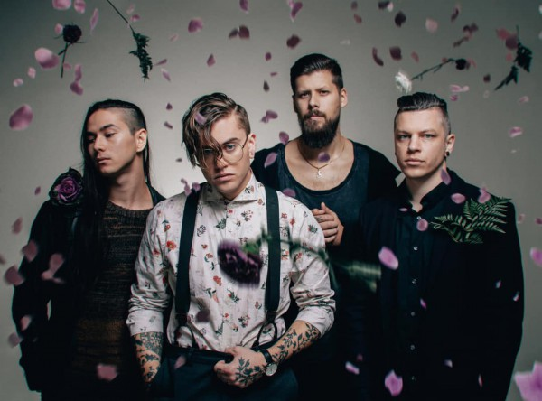 imminence, turn the light on, the sickness, infectious, core, suède, 2019, arising empire