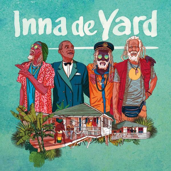 Cover album Inna de Yard - 2019