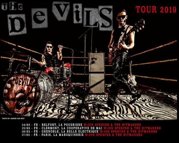 The Devils Tour 2019