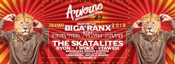 arverne reggae, festival reggae, Skatalites, I-taweh, Smad, Ryon