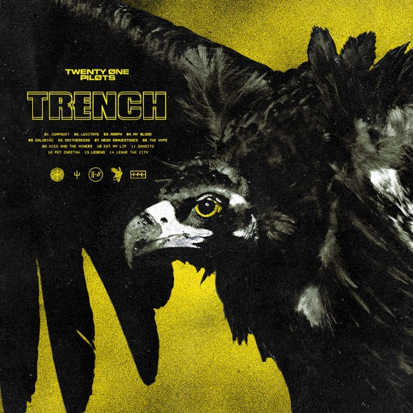 Twenty One Pilots, Trench, Album, Pochette