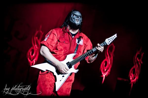 Slipknot, Sonisphere France 2011