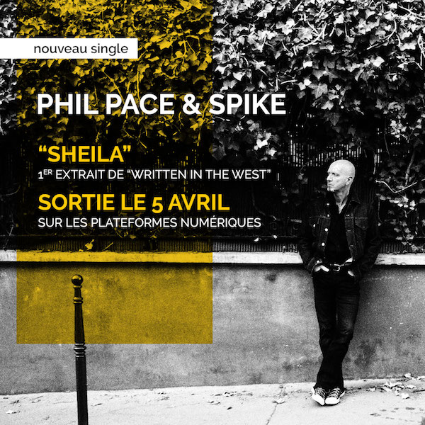 Phil Pace, Sheila