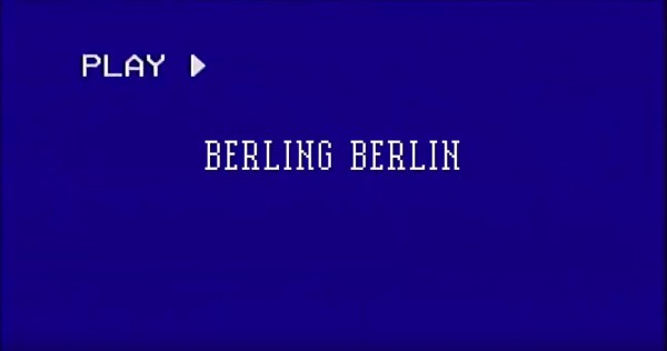 Berling Berlin, Façade, clip