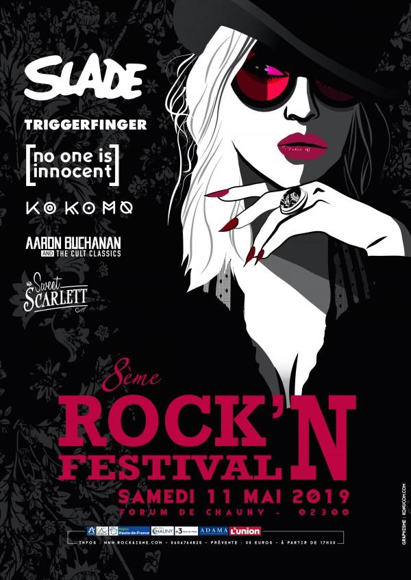 Rock'N, Festival