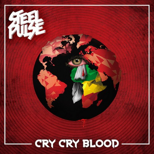 Steel Pulse Cry Cry Blood single