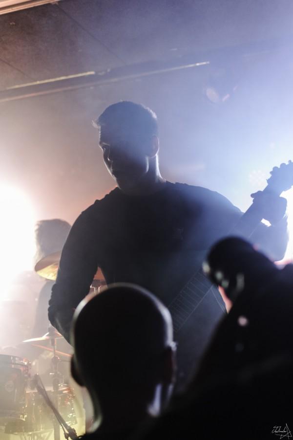 ghost iris, metalcore progressif, 2019, concert, paris, backstage by the mill