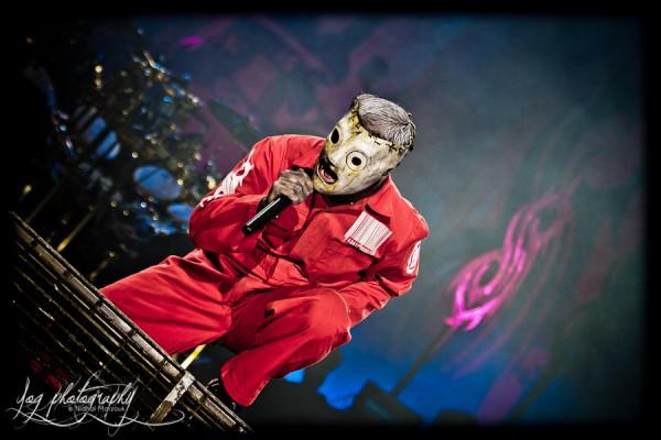 Slipknot, Corey Taylor, Sonisphere France 2011