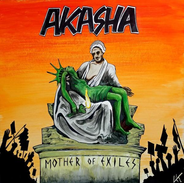 akasha, mother of exiles, nouvel album