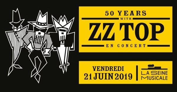 zz top, 50 ans, concert, tournée, rock, blues