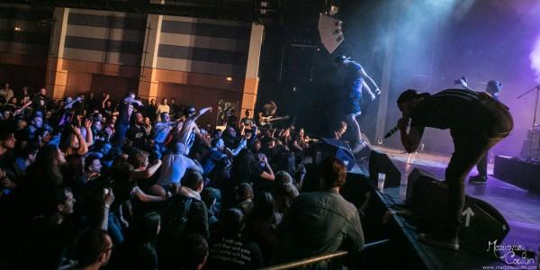smash hit combo, metalcore, rapcore, heart sound, heart sound metal fest, 2019, festival sucy-en-brie