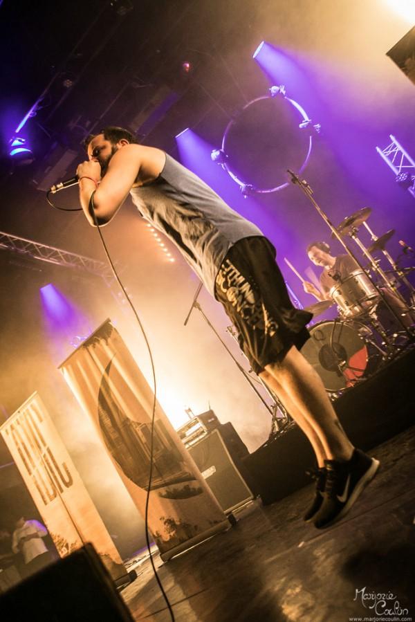 the dali thundering concept, heart sound heart sound metal fest, metalcore, 2019, festival, sucy-en-brie