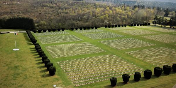 ossuaire, cimetière, Première guerre mondiale