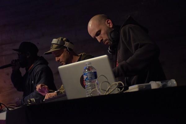 Concert Live Party, Thomas Broussard à La Marbrerie, le 11 avril