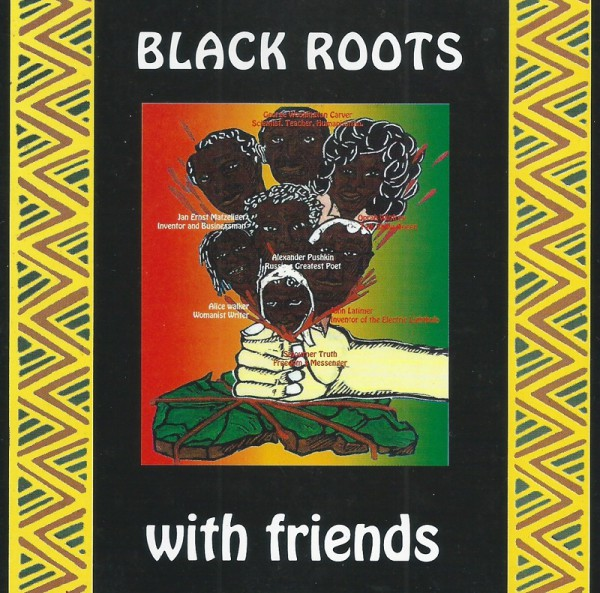 Black Roots - With Friends Front Cover