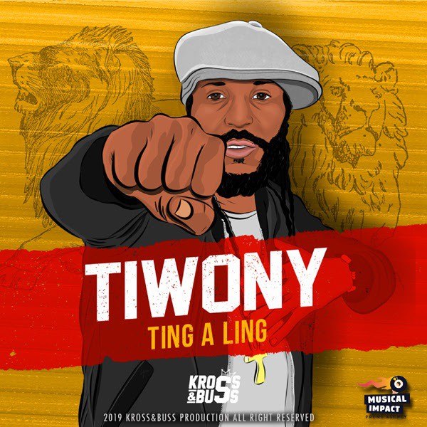 Tiwony, cover Ting A Ling
