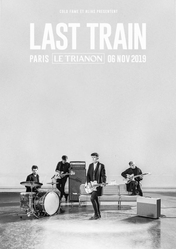last train, album, concert, rock