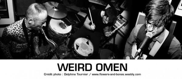 Weird Omen Promo Pic