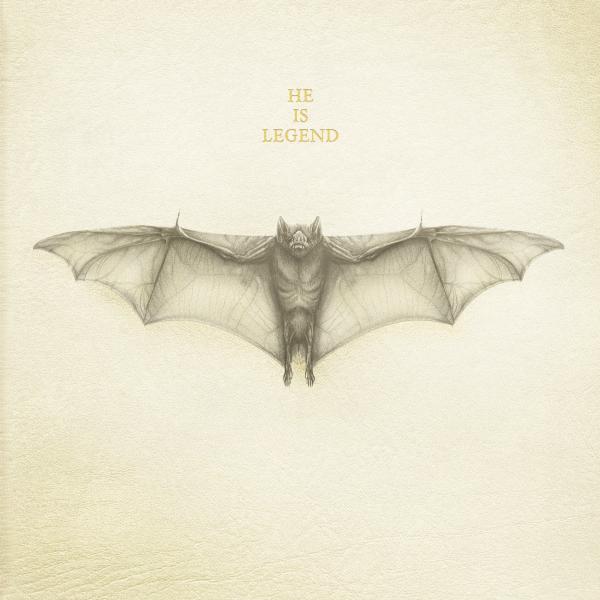 2019, album, white bat, he is legend