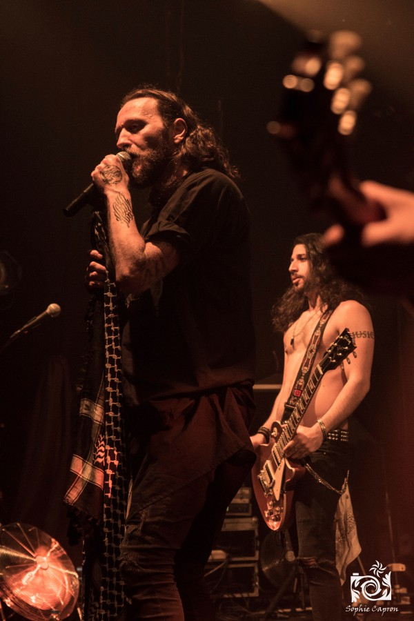 orphaned land, forum, vauréal, 2019