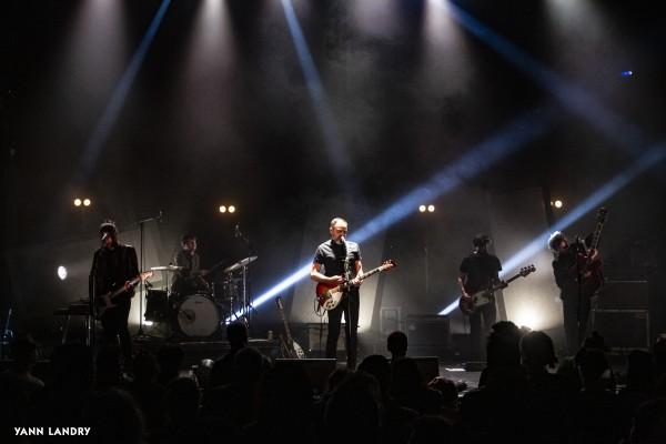Dimoné, Kursed, El Mediator, concert