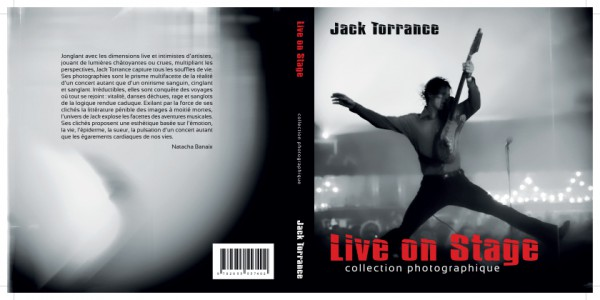 Jack torrance -  Live on Stage