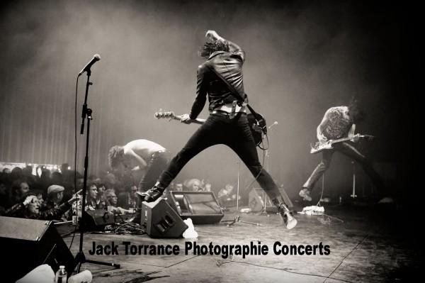 Live on stage - Jack Torrance