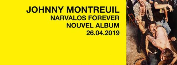 Johnny Montreuil, Narvalo Forever, album