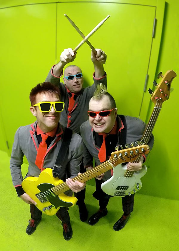 Toy Dolls, Band