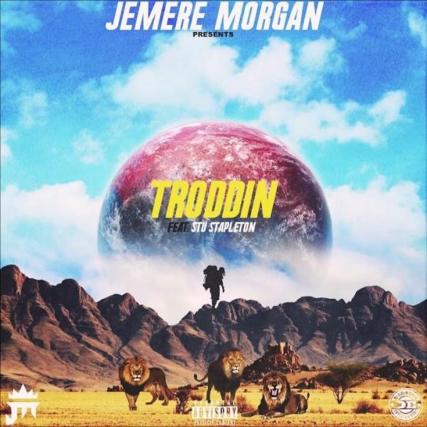 Jemere Morgan - Pochette Troddin
