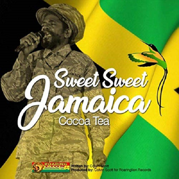 Cocoa Tea - Sweet Sweet Jamaica - Cover