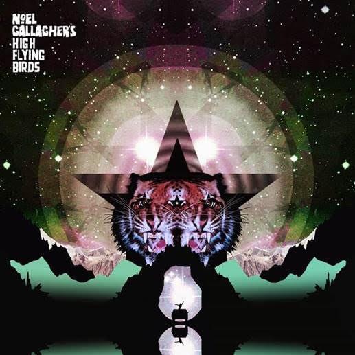 Noel Gallagher's High Flying Birds, Black Star Dancing, clip
