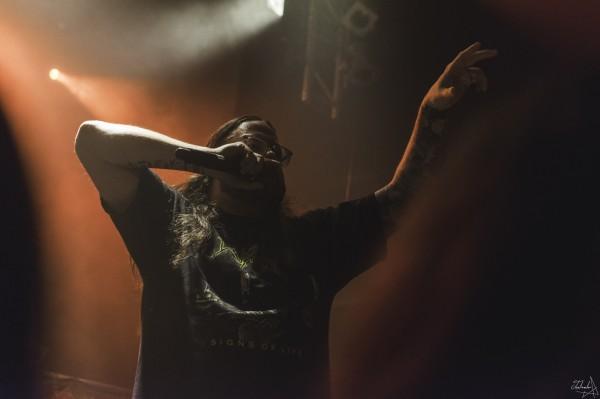 The black dahlia murder, 2019, tournée européenne, death metal