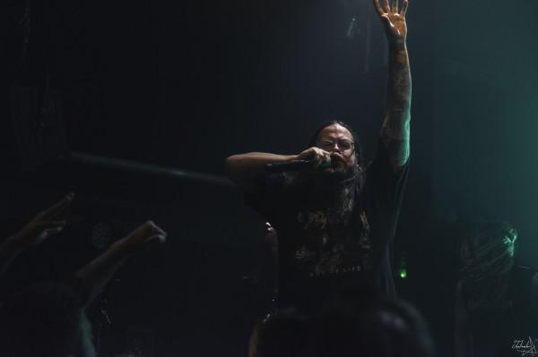 the black dahlia murder, 2019, death metal, tournée européenne