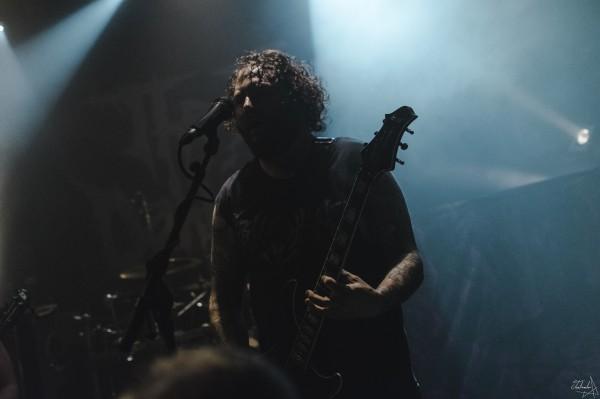 the black dahlia murder, death metal, 2019, tournée européenne