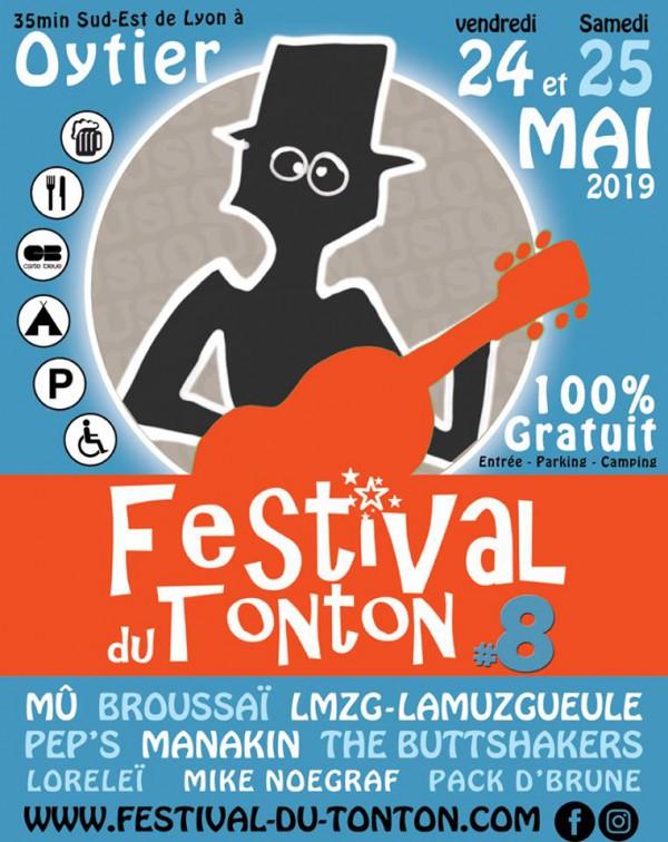 Festival du Tonton #8