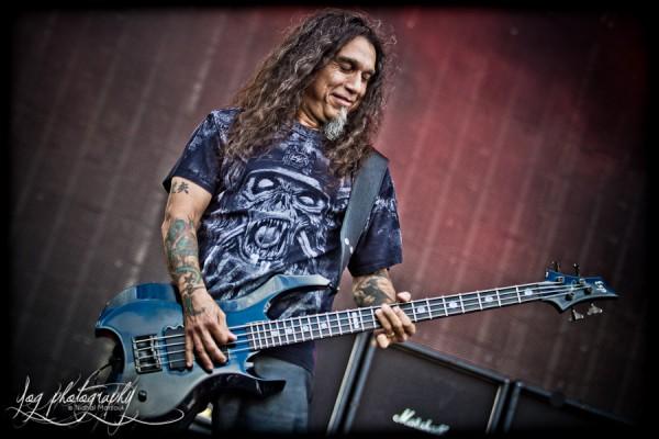 Tom Araya, Slayer, Sonisphere 2011