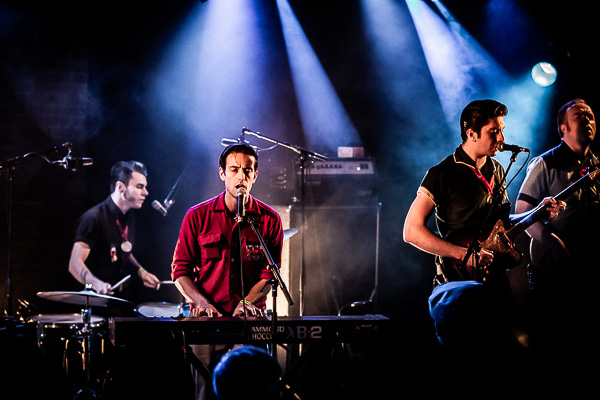 The Nobels - la Maroquinerie © Christophe Cussat-Blanc
