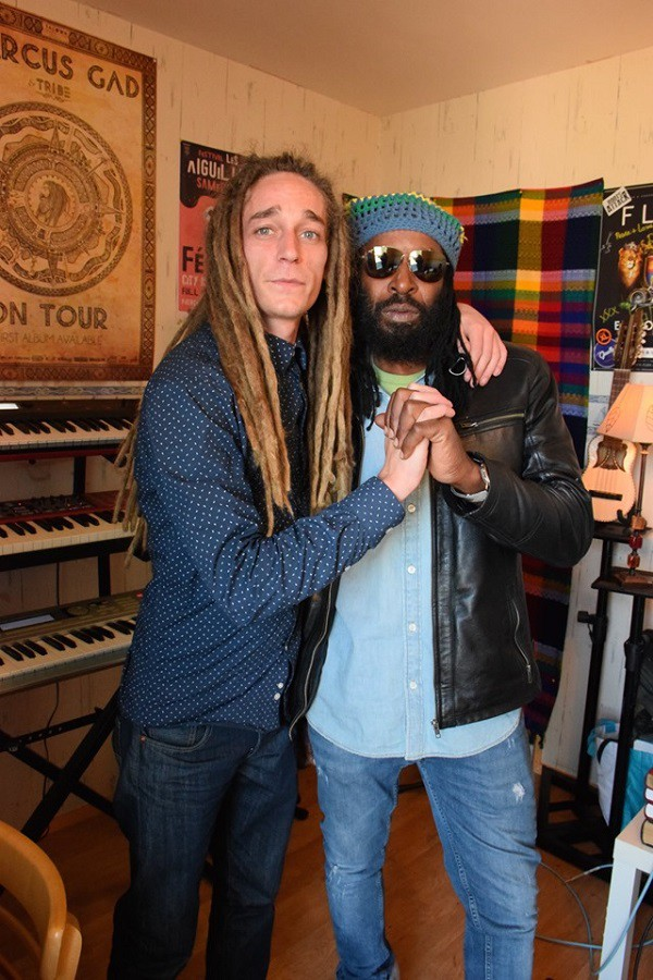 Babou & I-Taweh - Photo by Parker Morain